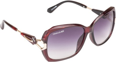 Danny Daze D-240-C4 Over-sized Sunglasses(Multicolor)