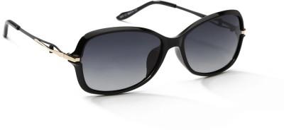 Dressberry 1148348 Rectangular Sunglasses(Grey) at flipkart