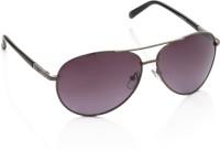 Joe Black JB-122-C2 Aviator Sunglasses(Violet)