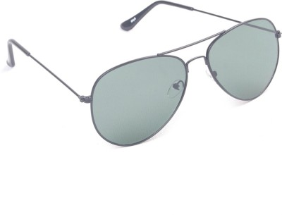 6by6 SG461 Aviator Sunglasses(Green)