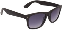 David Martin scu-4-1 Wayfarer Sunglasses(Grey)