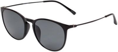Gorgeye Retro Oval Sunglasses