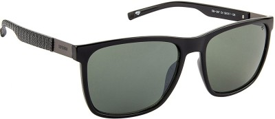 Superman SM-067-C4 Wayfarer Sunglasses(Green)