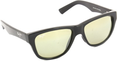 Maui Jim Maui Cat Round Sunglasses