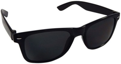 Kt Collection Wayfarer Sunglasses