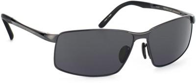 Porsche Design Rectangular Sunglasses