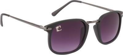 Clark n, Palmer Square PN 616 Rectangular Sunglasses