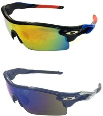 Eye Jewels Combo Sports Sunglasses