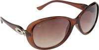 NOD NOD-SG-SET2-0786 Cat-eye Sunglasses(Brown)