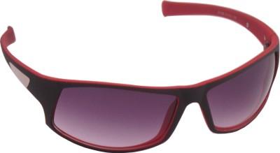 Euro Trend Wrap-around Sunglasses