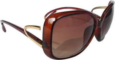 Eyecon Over-sized Sunglasses