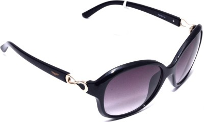 Park Avenue Oval Sunglasses