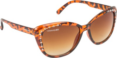 Danny Daze D-2534-C3 Over-sized Sunglasses