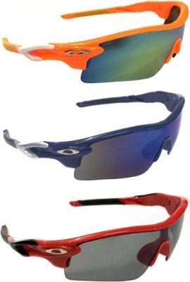 Eye Jewels Combo Sports sunglasses Sports Sunglasses