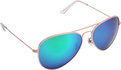 Xross X-006-C3-59 Aviator Sunglasses