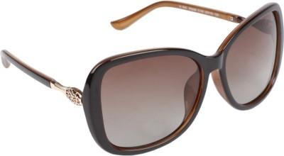 Xross XP-8596-C10-59 Polarized Over-sized Sunglasses