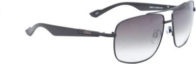IDEE s2005,c1 Rectangular Sunglasses(Grey)