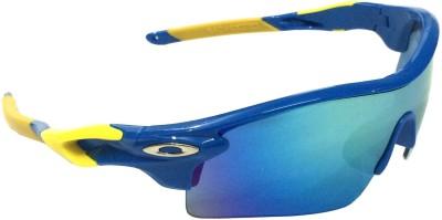 Eye Jewels Retro Sports Sunglasses