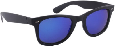 Joe Black JB-708-C7 Wayfarer Sunglasses(Blue)
