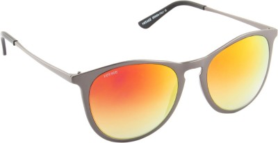 Voyage 5804MG1032 Cat-eye Sunglasses(Orange)