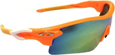 Eye Jewels Trendy Sports Sunglasses