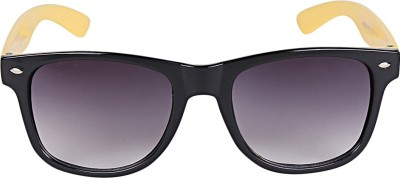 HDClair Solid Make Wayfarer Sunglasses