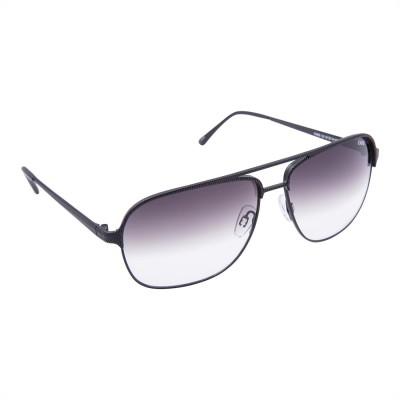 IDEE IDEE_C2_61BLKPUR Aviator Sunglasses(Violet)