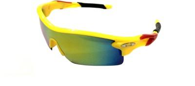 Eye Jewels Sports, Rectangular Sunglasses