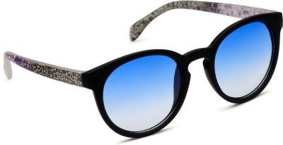 Oleva Oval Sunglasses