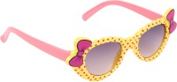 Zyaden KI10 Cat-eye Sunglasses(For Girls)