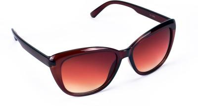Cruzaar Cat-eye Sunglasses
