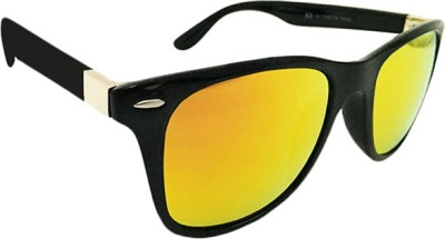 Zaira diamond Wayfarer Sunglasses