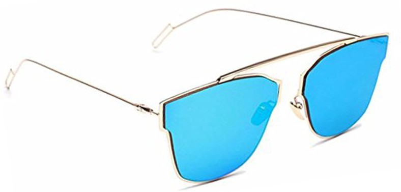 Deals - Delhi - Chemistry & more <br> Double Wired Womens Sunglasses<br> Category - sunglasses<br> Business - Flipkart.com