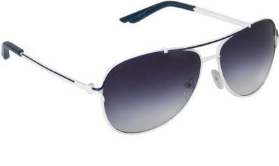 Walnut Aviator Sunglasses
