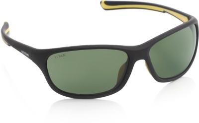Glares by Titan Wrap-around Sunglasses