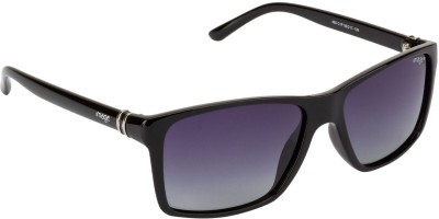 IMAGE S455-C1P Rectangular Sunglasses(Grey)