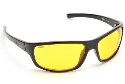 MTV Roadies RD-125-C3 Sports Sunglasses(Yellow)