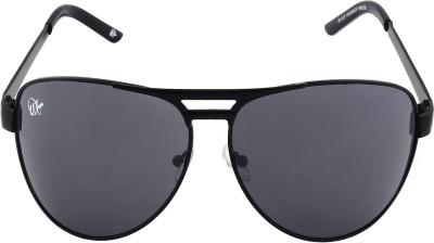 Omnesta 1black Aviator Sunglasses