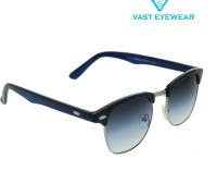 Vast CM2_BLUE Wayfarer Sunglasses(Blue)