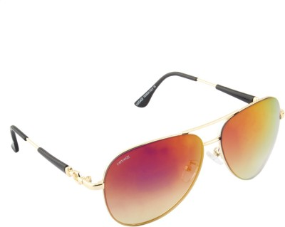 Voyage 1850MG1085 Aviator Sunglasses(Multicolor)