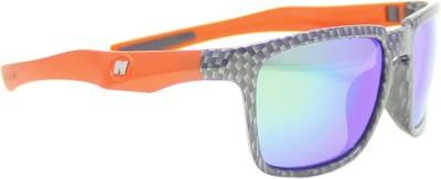 Nuke Optics Life Style Rectangular Sunglasses