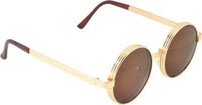 Cupcakes and Closet Round Sunglasses