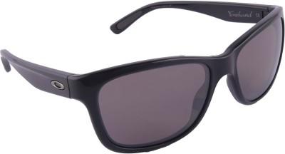 Oakley Forehand Pol Blk w/ Daily Prizm Polar Wayfarer Sunglasses