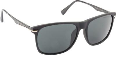 Farenheit 4068-C3 Wayfarer Sunglasses(Grey)
