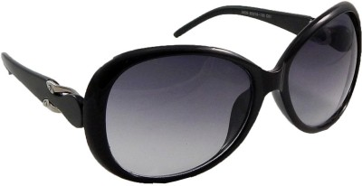 Els Butter Fly Over-sized Sunglasses