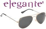 Elegant elt-5109/N Aviator Sunglasses (G...