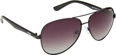 IMAGE S489-C1P Aviator Sunglasses(Brown)