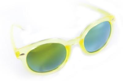 VIAANO Round, Wayfarer Sunglasses