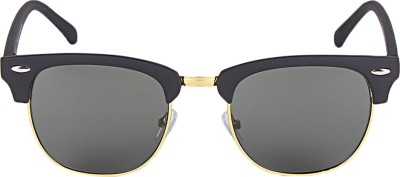 HDClair Basic Grace Oval Sunglasses