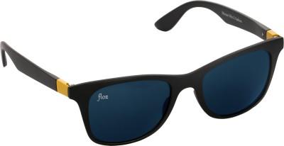 Floz 007SM Wayfarer Sunglasses. Rectangular Sunglasses